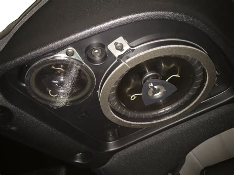 Tweeter For Car Audio By Jk Audio 2015 wrangler replacement speakers autos post