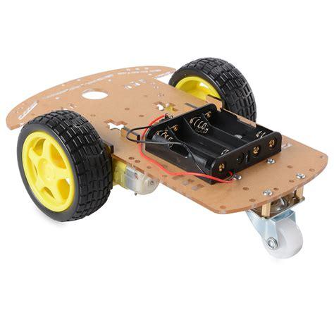 Smart Robot Car Chassis Chasis Kit Speed Encoder 2wd For Arduino smart robot car chassis tracing kit speed encoder wheel