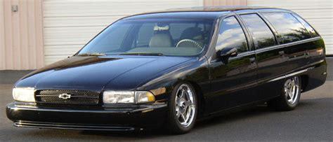 92 impala ss 1992 chevy impala ss wagon