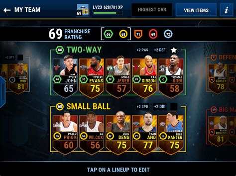 live in mobile nba live mobile review an overstuffed rotation gamezebo