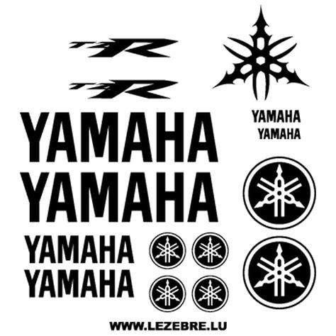 Yamaha Tzr Aufkleber by Kit Stickers Yamaha Tzr