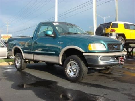 1997 Ford F150 Specs 1997 ford f150 regular cab 4x4 data info and specs