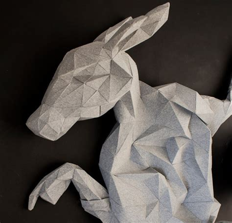 Who Created Origami - 8 artists pushing origami to the the creators