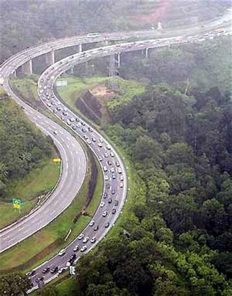 yellow volkswagen karak highway malaysia s most haunted places