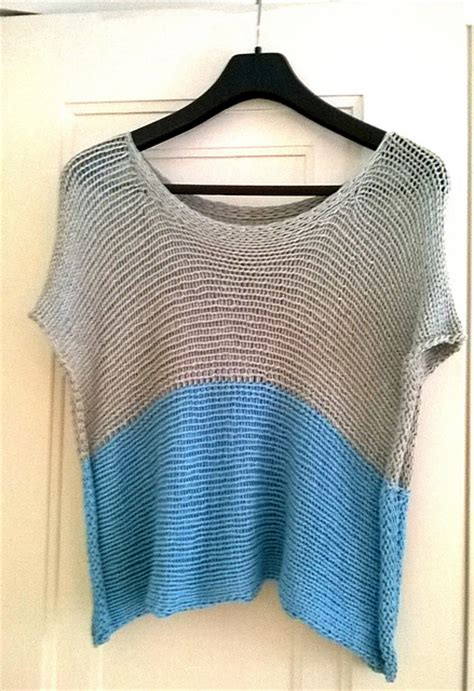 free knitted top patterns easy top knitting patterns in the loop knitting