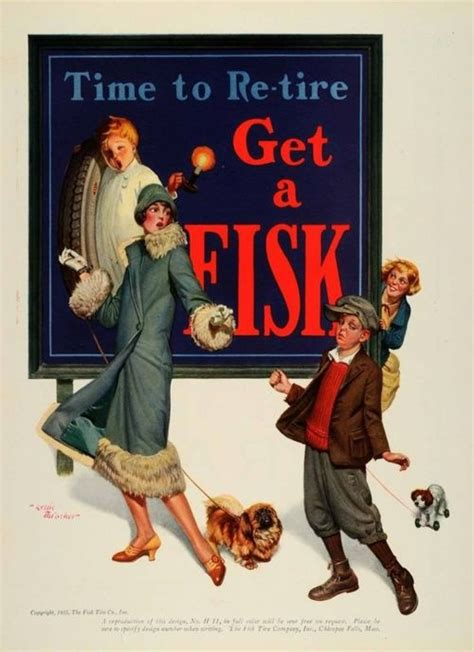 111 curated ebay finds ideas by bgarnett92 fisk tires ad with a norman rockwell feel vintage tire