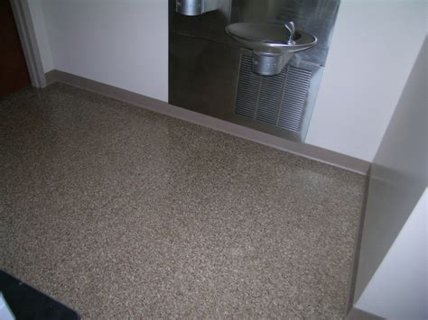 best floor color to hide dirt choosing the right color or finish for your polymer floor