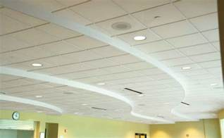 west general acoustics contour acoustical ceiling panels