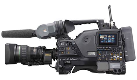 sony professional xdcam® hd camcorder pdw700 golden lamb