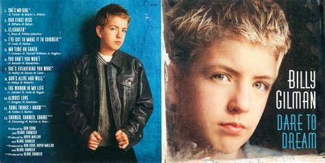 Cd Billy Gilman To billy gilman album to