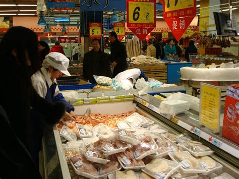 food section gun found inside frozen meat section by supermarket