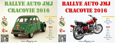 Rally Auto Jmj by Rallye Auto Jmj Cracovie 2016