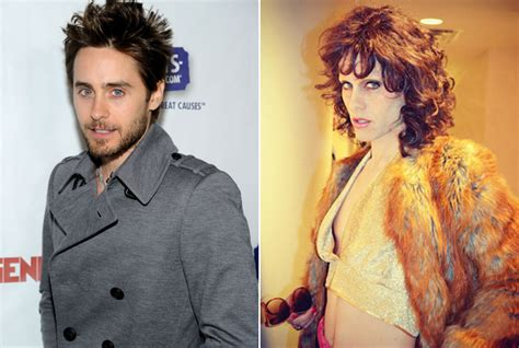 jared leto dallas buyers club 8 extraordinary actor makeup transformations geekshizzle