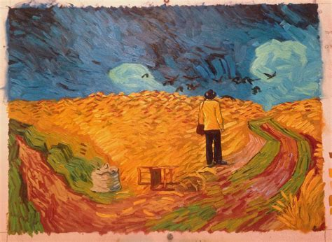 5 Paintings By Gogh by A Loving Vincent Animator Shares 10 Things She Learned