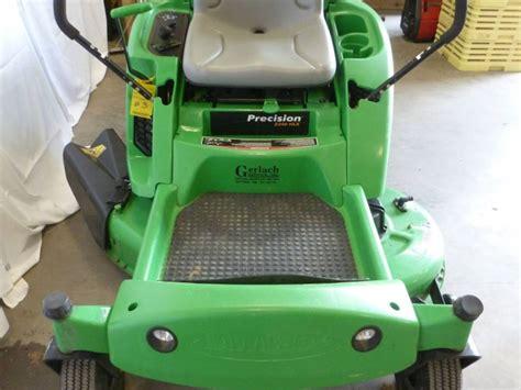 lawn boy zx hlx  turn mower  cutting deck hp honda gxv engine mulch kit