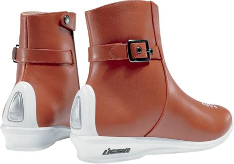 womens motocross boots clearance icon womens sacred short motorcycle boots closeout ebay