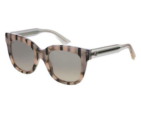 Kacamata Sunglasses Guci 3748 gucci sunglasses gg 3748 s yv1ak2 rosa visionet