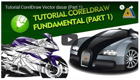 video tutorial coreldraw dasar tutorial coreldraw basic dasar page 3