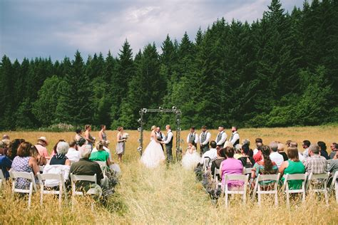 wedding in a gorge wedding venue gallery