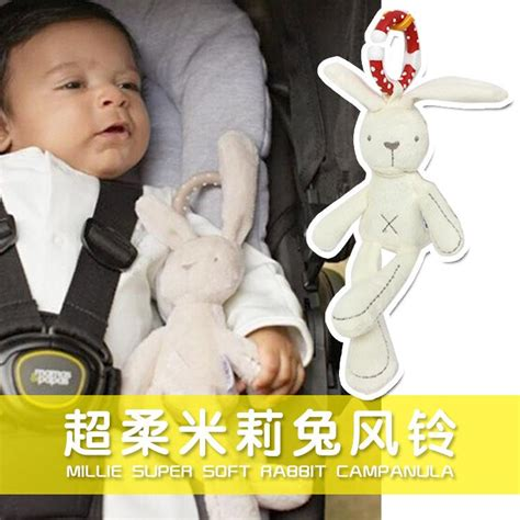Millie And Boris Travel Charm discount 31cm mamas papas baby rabbit baby infant millie
