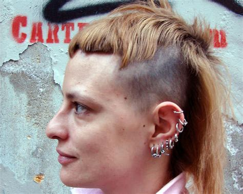 is layering or undercutting considered styling beyond just a cut 56 punk hairstyles to help you stand out from the crowd