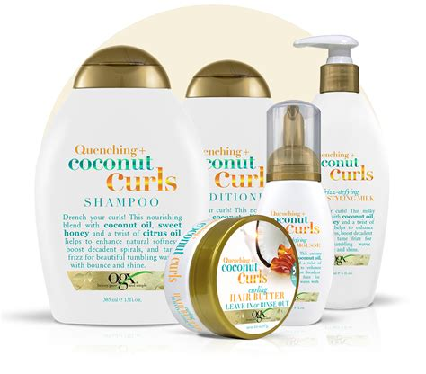 ogx good hair product for african american hair i am the makeup junkie review ogx quenching coconut