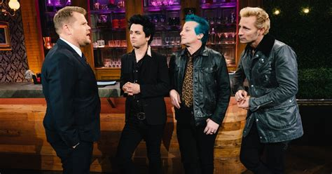 green day ama performance start to challenge