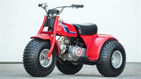 Honda Atc 70 by 1984 Honda Atc70