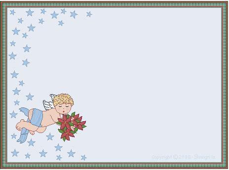 lade natalizie bigliettini e bustine per natale