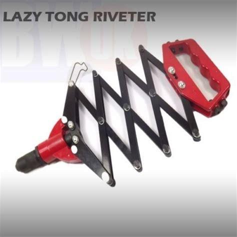 Lazy Tongsis lazy tong folding extending easy riveter pop rivet gun click superstore ltd