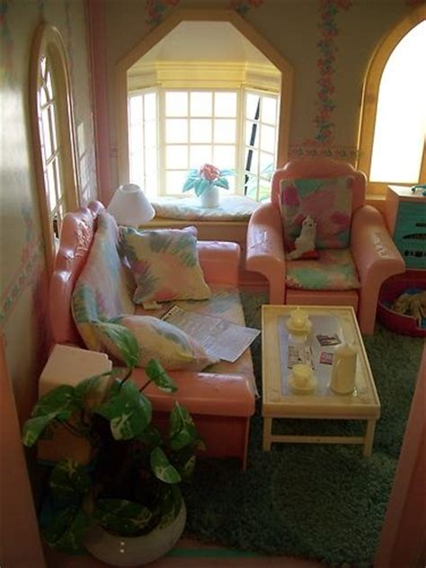 barbie doll house mansion 1990 barbie s magical mansion doll house furnished with 10 barbie dol