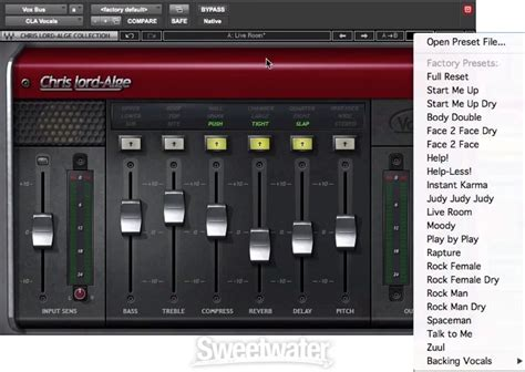 Waves Maserati by Waves Maserati Vx1 Vocal Enhancer Makerstopp
