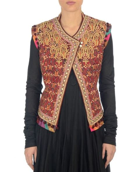 jacket pattern kurti images the gallery for gt designer kurtis with jacket