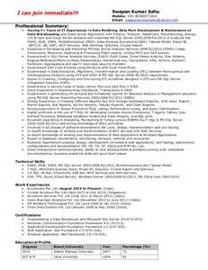 Ssis Sample Resume developer resume sample sql server developer resume sample resume