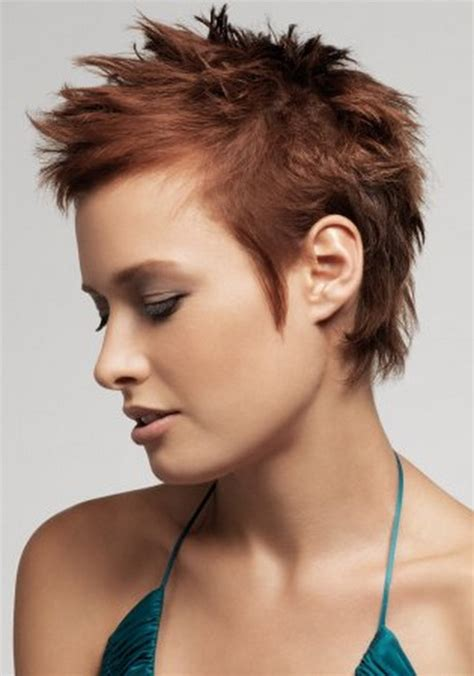 women hairstyles for short hair 2011 short spikey hairstyles for older women