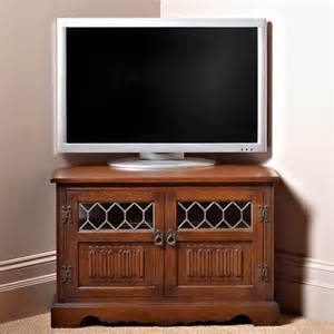 Old Cabinet Tv Oc2264 Corner Tv Video Cabinet Old Charm Furniture