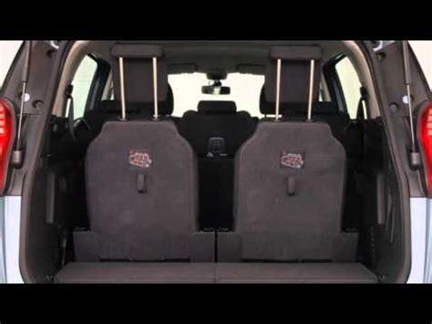 peugeot 5008 trunk peugeot 5008 trunk space