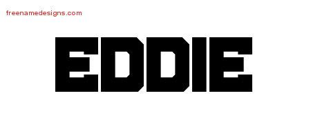 tattoo name eddie eddie archives free name designs