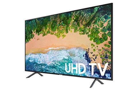samsung nu flat   uhd  series smart led tv    source  televisions