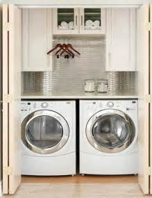 Laundry Room Decorating Ideas Pinterest by Small Laundry Room Ideas Modern Small Laundry And