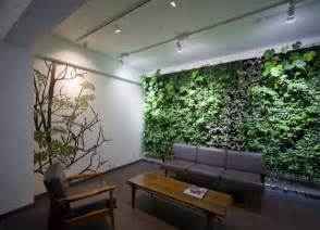 indoor plant design make the room cool and fresh with interior plant walls plushemisphere