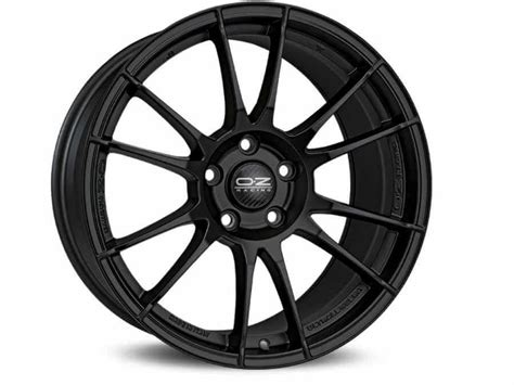 oz racing ultraleggera    matt black corlu