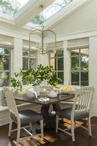 sunroom dining room breakfast nook ideas transitional dining room