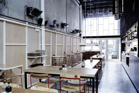 interior design awards cafe beans caf 233 roastery by figureground architecture