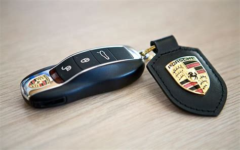 pagani car key porsche flip keys