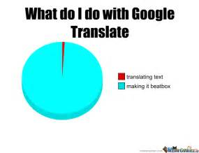 Meme Translator - google translate by recyclebin meme center