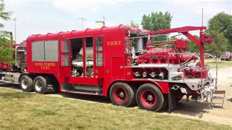 toy boat unique new york the fdny super pumper worldest most powerful fire engine