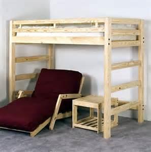 Loft Bed Frame Xl Loft Frame Bed Frames
