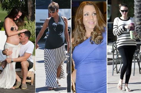 celeb pregnancy news shock star pregnancies kourtney kardashian isn t the