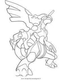 COLORARE POKEMON NERO Parte 2 Pokemon Black Coloring Page Part sketch template
